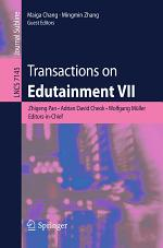 Transactions on Edutainment VII