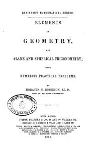 Elements of Geometry  and Plane and Spherical Trigonometry PDF
