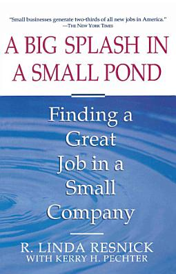 A Big Splash in a Small Pond PDF