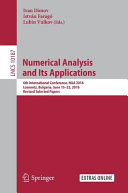 Numerical Analysis and Its Applications PDF