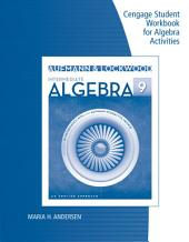 Student Workbook for Aufmann/Lockwood's Intermediate Algebra: An Applied Approach, 9th: Edition 9