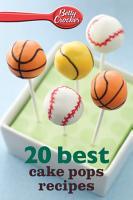 20 Best Cake Pops Recipes PDF