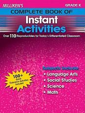 Milliken s Complete Book of Grammar Reproducibles   Grades 1 2 PDF