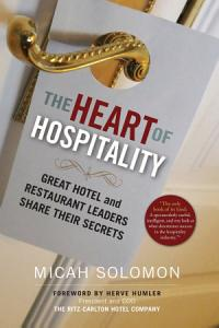 The Heart of Hospitality Book