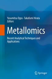 Metallomics: Recent Analytical Techniques and Applications