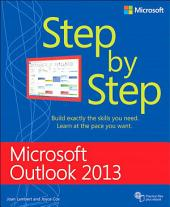 Microsoft Outlook 2013 Step by Step: Micro Outlo 2013 Step St_p1