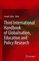 Third International Handbook of Globalisation  Education and Policy Research PDF