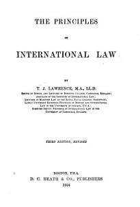 The Principles of International Law PDF