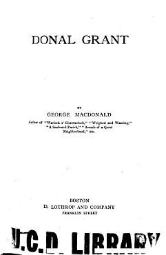 Donal Grant PDF