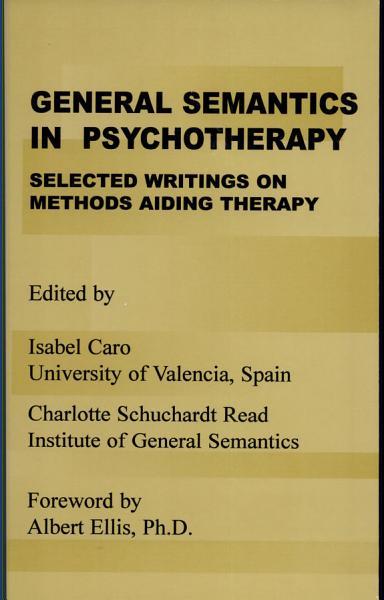 General Semantics in Psychotherapy