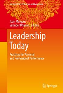 Leadership Today Book