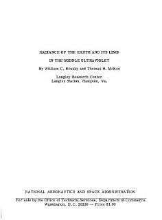 Radiance of the Earth and Its Limb in the Middle Ultraviolet Book