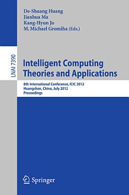 Intelligent Computing Theories and Applications PDF