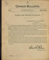 Census Bulletin: Issue 45