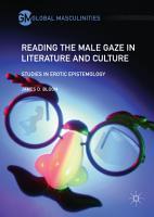 Reading the Male Gaze in Literature and Culture PDF