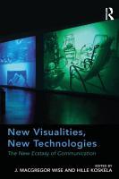 New Visualities  New Technologies PDF