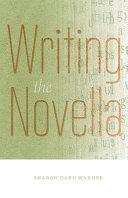 Writing the Novella