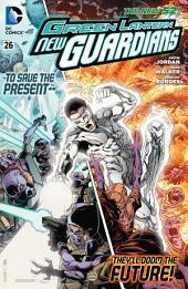 Green Lantern: New Guardians (2011-) #26