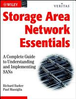 Storage Area Network Essentials PDF