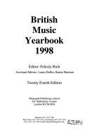 British Music Yearbook