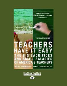 Teachers Have it Easy Book