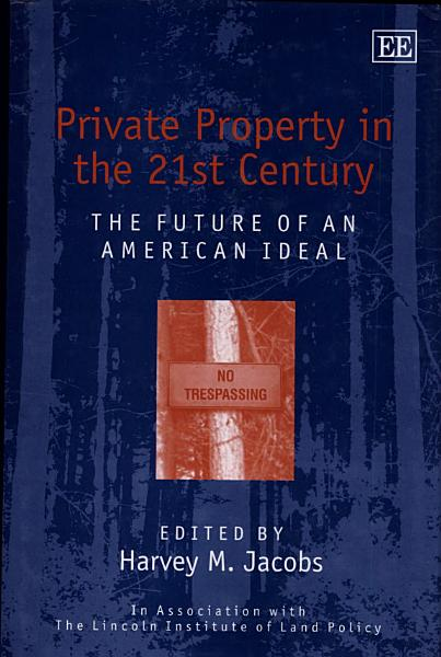 Private Property in the 21st Century PDF