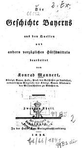 Die Geschichte Bayerns: Band 2