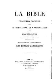 La Bible: traduction nouvelle avec introductions et commentaires, Volume2,Numéro5