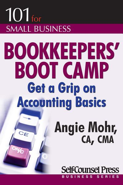 Download Bookkeepers  Boot Camp Book