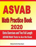 ASVAB Math Practice Book 2020