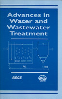 Advances in Water and Wastewater Treatment
