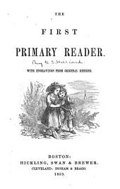 The First Primary Reader: With Engravings from Original Designs, Issue 1