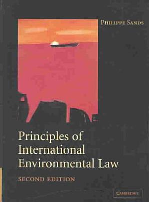 Principles of International Environmental Law PDF