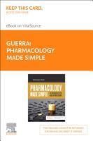 Pharmacology Made Simple   E Book PDF