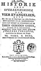 Historie ende over-een-kominge der vier Evangelien ...: Volume 14