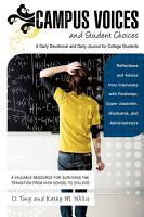 Campus Voices and Student Choices PDF