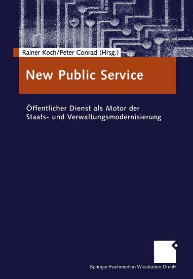 New Public Service PDF