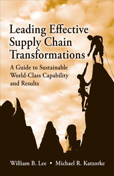 Leading Effective Supply Chain Transformations