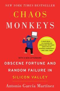Chaos Monkeys Book