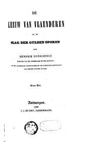De Leeuw van Vlaenderen, of, De slag der Gulden Sporen
