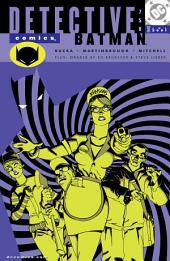 Detective Comics (1937-2011) #758