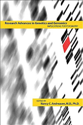 Research Advances in Genetics and Genomics