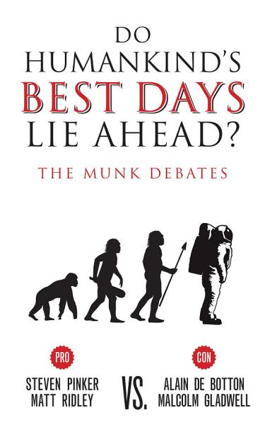 Download Do Humankind   s Best Days Lie Ahead  Book
