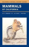 Mammals of California PDF
