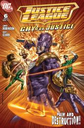 Justice League: Cry for Justice (2009-) #6
