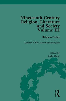 Nineteenth Century Religion  Literature and Society