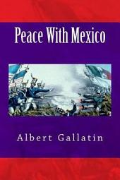Peace with Mexico