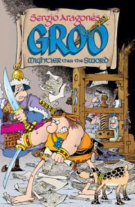 Sergio Aragones  Groo  Mightier than the Sword Book