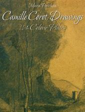 Camille Corot: Drawings 114 Colour Plates