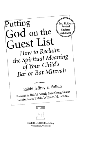 Putting God on the Guest List